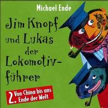 Jim Knopf und Lukas, der Lokomotivführer Teil 2, CD