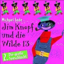 Jim Knopf und die Wilde 13 - Folge 2 - Die große Seeschlacht, CD