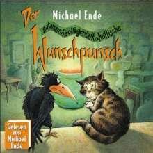 Wunschpunsch Folge 1 (Lesung), CD