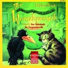 Wunschpunsch Folge 2 (Lesung), CD