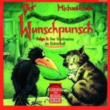Wunschpunsch Folge 3 (Lesung), CD