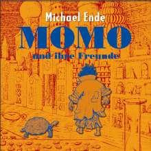 Momo Teil 1 - Momo und ihre Freunde, CD