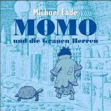 Momo Teil 2 - Momo und die grauen Herren, CD
