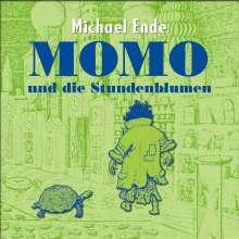 Momo Teil 3 - Momo und die Stundenblumen, CD