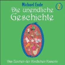 Die unendliche Geschichte Teil 2 - Das Zeichen der..., CD