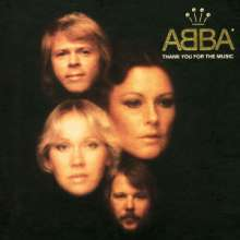Abba: Thank You For The Music, 4 CDs