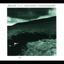Mats Eden: Milvus, CD