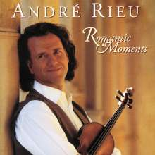 André Rieu: Romantic Moments, CD