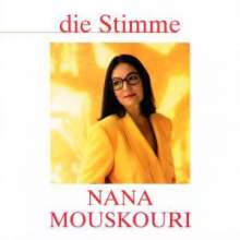 Nana Mouskouri: Die Stimme, CD