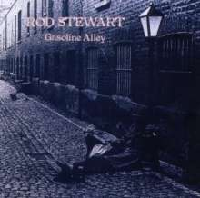 Rod Stewart: Gasoline Alley, CD