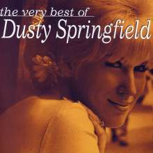Dusty Springfield The Very Best Of Dusty Springfield Cd