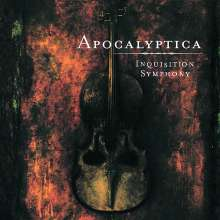 Apocalyptica: Inquisition Symphony, CD