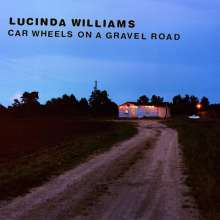 Lucinda Williams: Car Wheels On A Gravel Road, CD