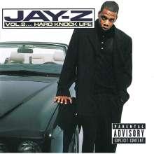 Jay Z: Volume 2: Hard Knock Life, 2 LPs
