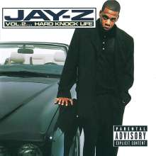 Jay Z: Vol. 2-Hard Knock Life, CD