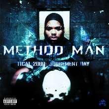 Method Man: Tical 2000: Judgement Day, CD
