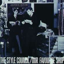 The Style Council: Our Favourite Shop, CD