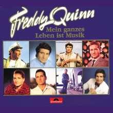 Freddy Quinn: Mein ganzes Leben ist Musik, 3 CDs