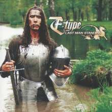 E-Type: Last Man Standing - Swe, CD