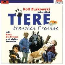 Rolf Zuckowski: Tiere brauchen Freunde, CD