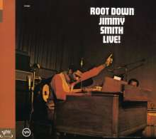 Jimmy Smith (Organ) (1928-2005): Root Down, CD