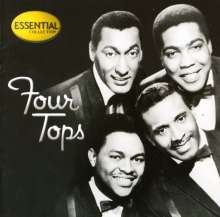 Four Tops: Essential Collection, CD
