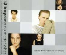 Boyzone: (Ep) No Matter What/Father & S, CD