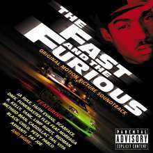 Filmmusik: The Fast And The Furious, CD
