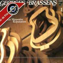 Georges Brassens: La Mauvaise Reputation, CD