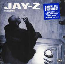 Jay Z: Blueprint (Explicit), 2 LPs