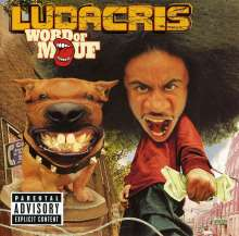 Ludacris: Word Of Mouf, CD