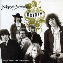 Fairport Convention: Heyday - BBC Radio Sessions 1968 - 1969, CD