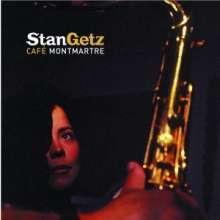 Stan Getz (1927-1991): Cafe Montmartre Live 1987, CD