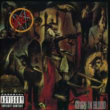 Slayer: Reign In Blood, CD