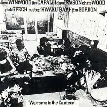 Traffic: Welcome To The Canteen, CD