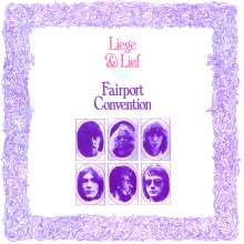 Fairport Convention: Liege And Lief, CD