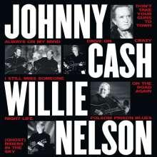 J. Cash & W. Nelson: VH1 Storytellers, CD