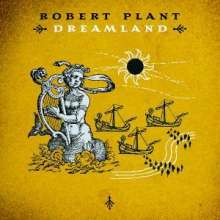 Robert Plant: Dreamland, CD