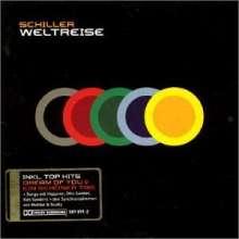 Schiller: Weltreise, CD