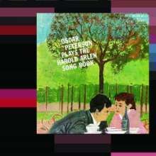 Oscar Peterson (1925-2007): Plays The Harold Arlen Song Book, CD