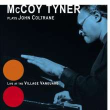 McCoy Tyner (1938-2020): McCoy Tyner Plays John Coltrane (Live), CD