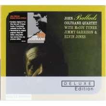 John Coltrane (1926-1967): Ballads (Deluxe Edition), 2 CDs