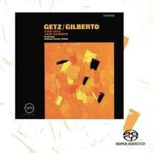 Stan Getz & João Gilberto: Getz / Gilberto, Super Audio CD