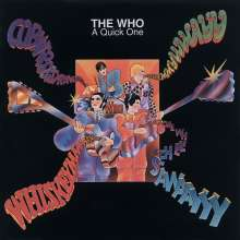 The Who: A Quick One, CD