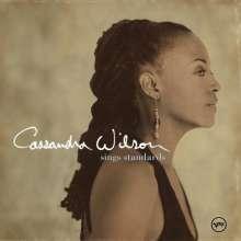 Cassandra Wilson (geb. 1955): Sings Standards, CD