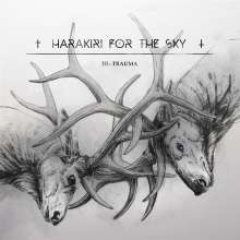 Harakiri For The Sky: III: Trauma, CD