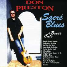 Don Preston: Sacre Blues, CD