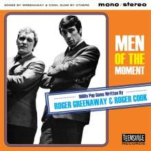 Men Of The Moment: 1960s Pop Gems Written By Roger Greenaway & Roger Cook, CD