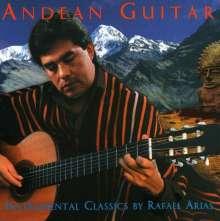 Rafael Arias: Andean Guitar, CD