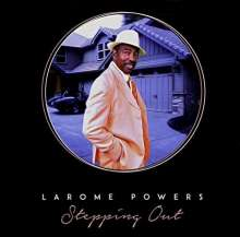 Larome Powers: Stepping Out, CD